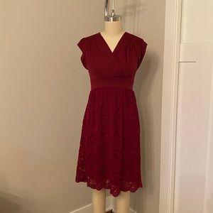 Gilli lace dress